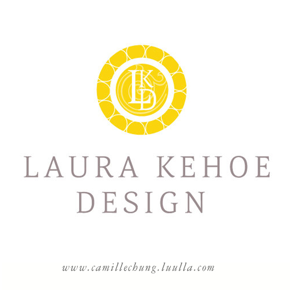 Custom Branding: Logo Design Plus 3 Collateral Items by Camille Chung